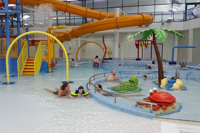 21 of the best swimming pools with water flumes netmums - Bromley swimming pool opening times ...