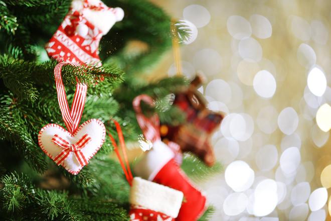 Captivating 21 Homemade Christmas Tree Decoration Ideas